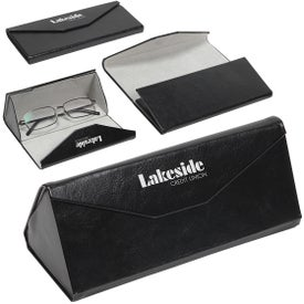 Eyeglasses and More Quick-Collapse Case