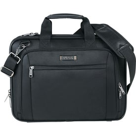Kenneth Cole EZ-Scan Single Gusset Laptop Case