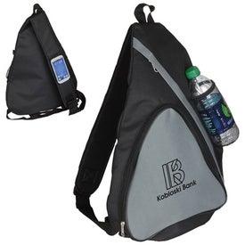 Custom Fairmont Sling Backpack