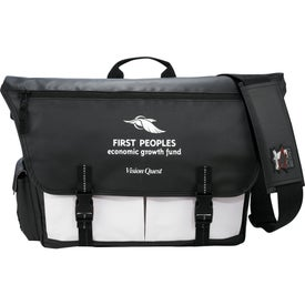 Falcon Commute Compu-Messenger Bag Branded with Your Logo
