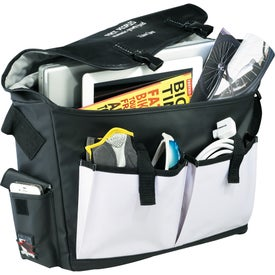 Promotional Falcon Commute Compu-Messenger Bag