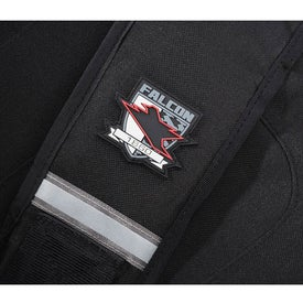 Falcon Checkpoint Compu-Slingpack Buckle Bag Imprinted with Your Logo