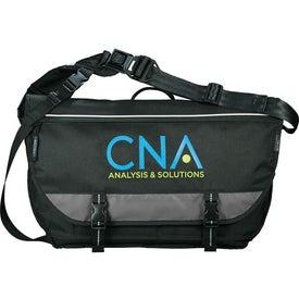 Promotional Falcon Checkpoint Compu-Slingpack Buckle Bag