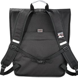 Personalized Falcon Rolltop Compu-Backpack