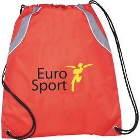 Fanatic Drawstring Cinch Backpack with Your Logo