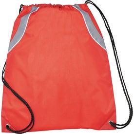 Fanatic Drawstring Cinch Backpack for Marketing