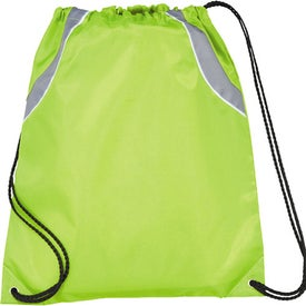 Fanatic Drawstring Cinch Backpack for your School