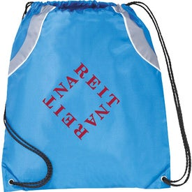 Fanatic Drawstring Cinch Backpack for Promotion