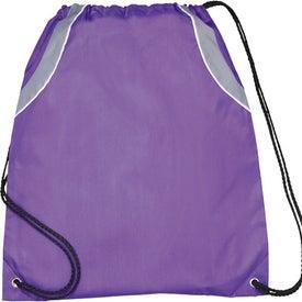 Custom Fanatic Drawstring Cinch Backpack