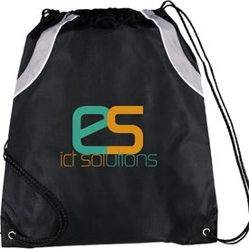 Fanatic Drawstring Cinch Backpack Printed with Your Logo