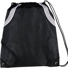 Fanatic Drawstring Cinch Backpack for Advertising