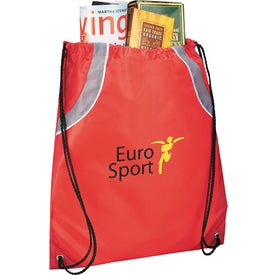 Branded Fanatic Drawstring Cinch Backpack