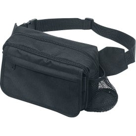 Fanny Pack with Side Pocket for your School