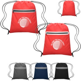 Farsight Reflective Drawstring Sports Packs