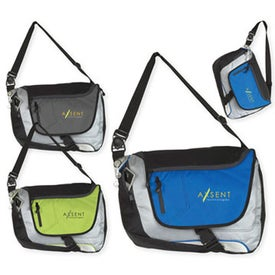 Fast Lane Convertible Messenger Pack