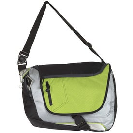 Fast Lane Convertible Messenger Pack with Your Logo