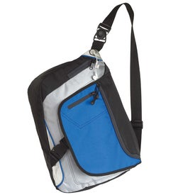 Printed Fast Lane Convertible Messenger Pack