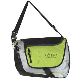 Fast Lane Convertible Messenger Pack with Your Slogan