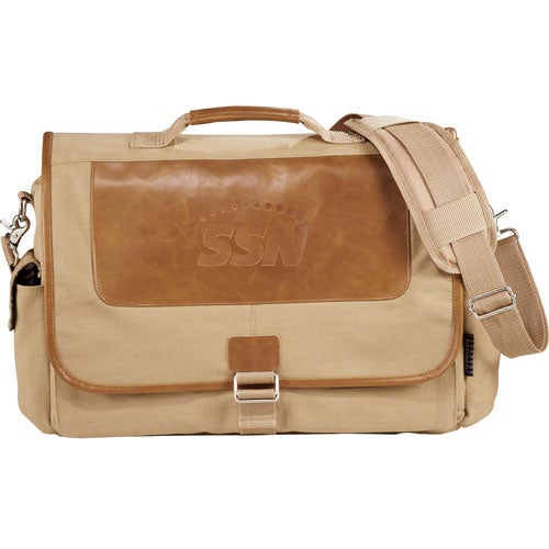 Field & Co. Cambridge Collection Compu-Messenger
