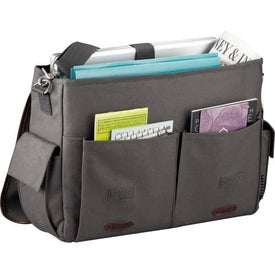 Field & Co. Compu-Messenger Bag for your School
