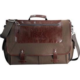 Personalized Field & Co. Compu-Messenger Bag