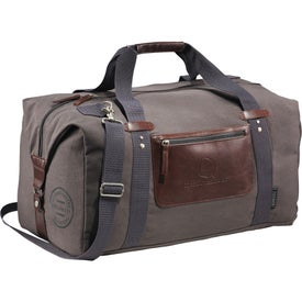 Field and Co. Duffel Bag Branded with Your Logo