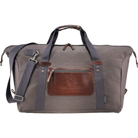 Field and Co. Duffel Bag Printed with Your Logo