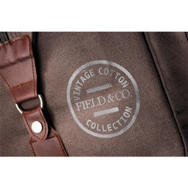 Field and Co. Duffel Bag for Promotion