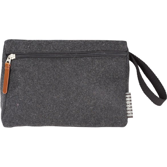 Charcoal Field & Co. Campster Travel Pouch