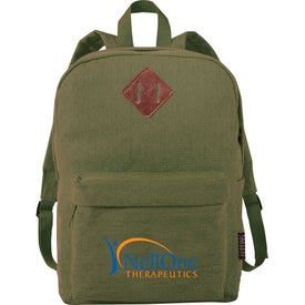 Field & Co. Classic Compu-Backpack Printed with Your Logo