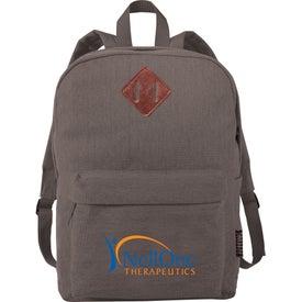 Logo Field & Co. Classic Compu-Backpack