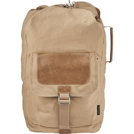 Branded Field & Co. Off-The-Grid Sling Duffel Bag