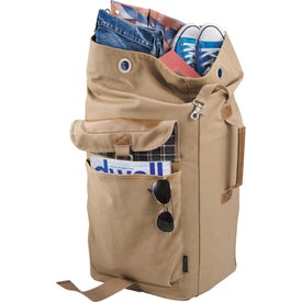 Field & Co. Off-The-Grid Sling Duffel Bag for Customization