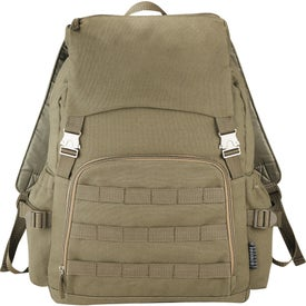 Field & Co. Scout Compu-Backpack with Your Slogan