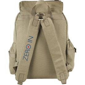 Logo Field & Co. Scout Compu-Backpack
