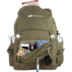 Branded Field & Co. Scout Compu-Backpack