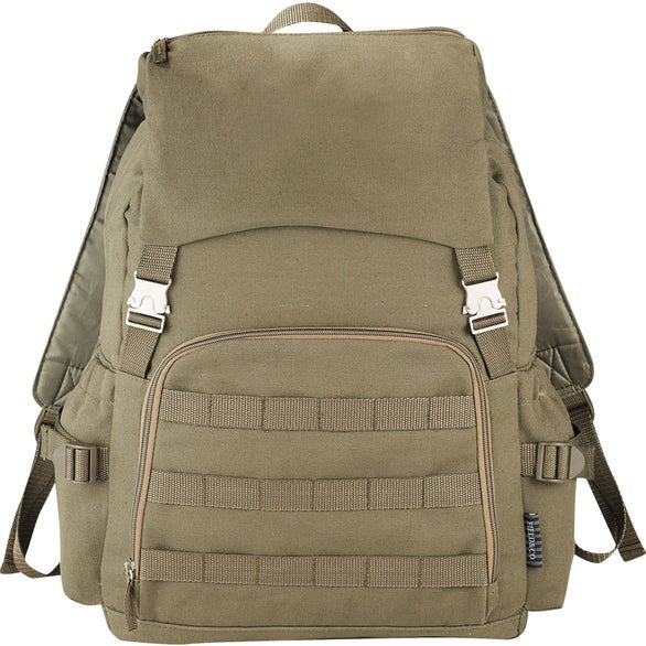 Green Field & Co. Scout Compu-Backpack