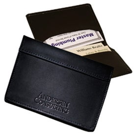 Fire Island Business Card Case Imprinted with Your Logo