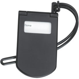Promotional Flip Luggage Tags