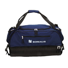 Focale Zippered Duffel Giveaways