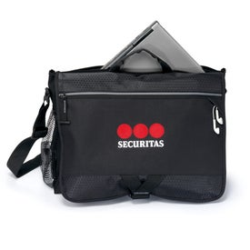 Customized Focus Messenger Bag