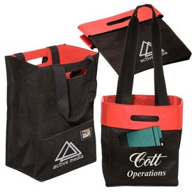 Fold 'n Tote Shopper - 80GSM for Customization