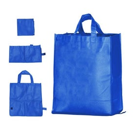 Company Folding Grocery Bag