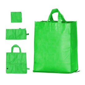 Folding Grocery Bag for Customization
