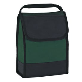 Advertising Folding Identification Lunch Bag