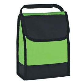 Folding Identification Lunch Bag for Customization