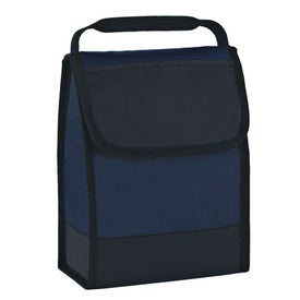 Folding Identification Lunch Bag for Customization