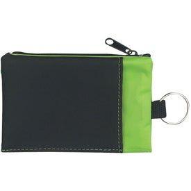 Folding Wallet With Key Ring for Your Organization