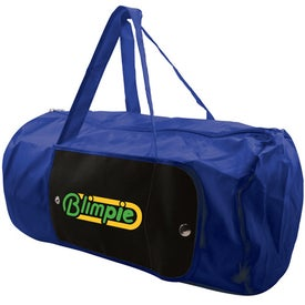 Fold Up Roll Bag for Customization