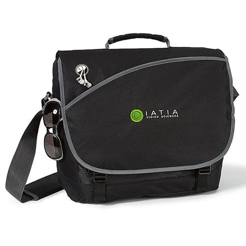 Promotional Freestyle Computer Messenger Bags with Custom Logo for ... 1409eed54e26b
